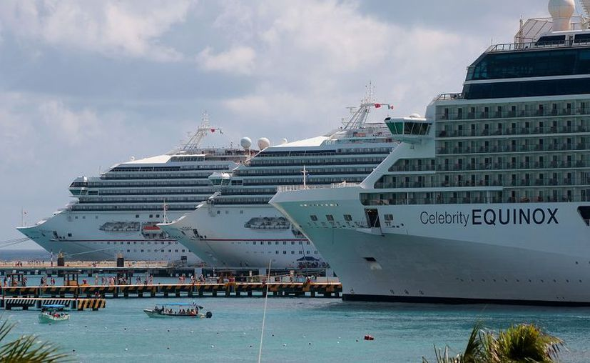 Lllegarán 18 cruceros a la isla de las golondrinas. (Foto: Gustavo Villegas)