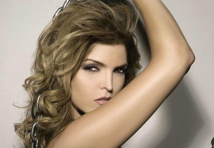 La cantante viajó con su familia a las paradisíacas playas de Cancún. (Contexto/ Internet)
