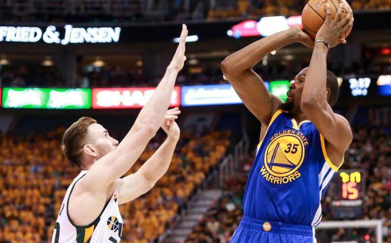 Inicio Deportes NBA: Los Warriors completan barrida al Jazz de Utah