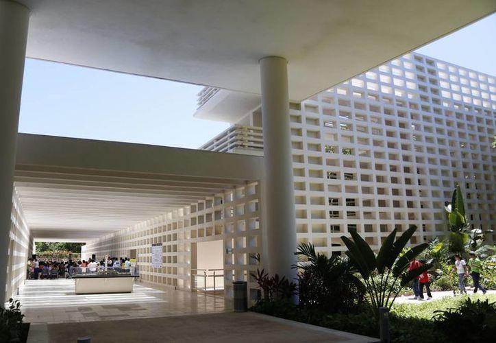 Iniciaron las actividades en el Museo Maya Cancún. (Israel Leal/SIPSE)