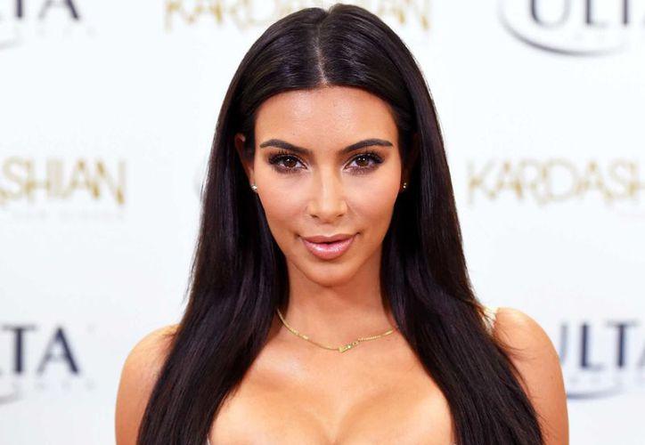La madrugada del 3 de octubre, Kardashian West fue amordazada y encerrada en el baño. (Contexto)