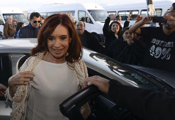 Cristina Fernández de Kirchner asegura que no había visto 'en décadas' una persecución política como la de la que es víctima, según afirma. (AP)