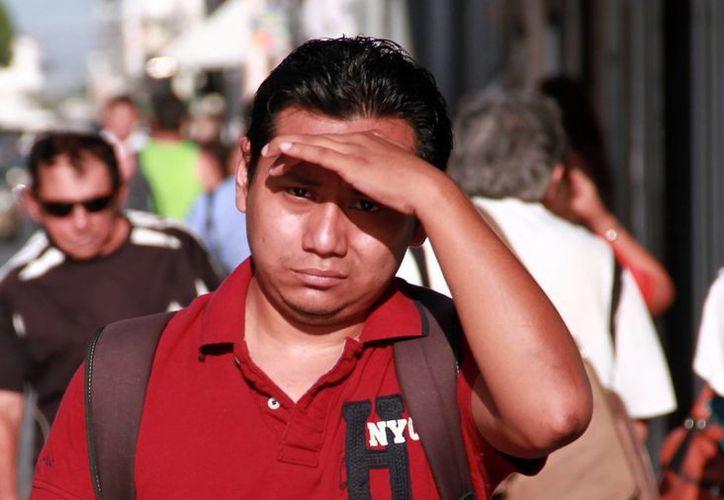 El total de casos confirmados de conjuntivitis en la entidad asciende a seis mil 829. (Jorge Acosta/Milenio Novedades)