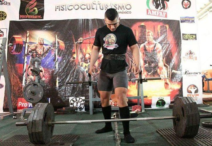 El powerlifting es un deporte en crecimiento en todo el país. (Miguel Maldonado/SIPSE)