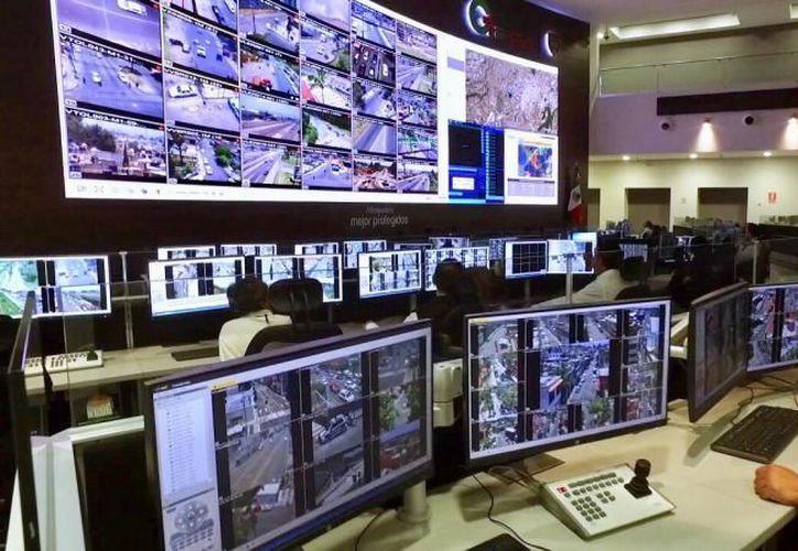 """Con la iniciativa """"Yucatán Seguro"""" se pretende triplicar el número de cámaras de videovigilancia. (Novedades Yucatán)"""