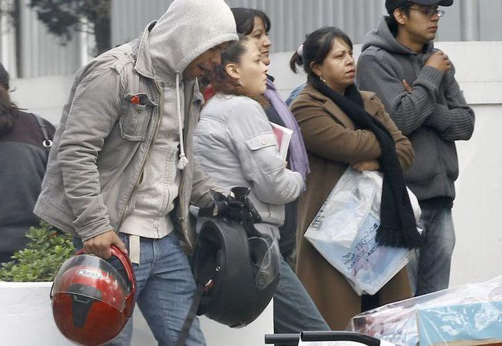 Once de las 19 personas fallecidas por la temporada de frío vivían en Chihuahua. (Notimex)