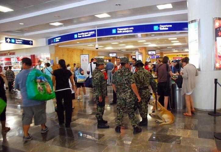 Por esta situación se integró el Centro de Operaciones de Emergencia. (Tomás Álvarez/SIPSE)
