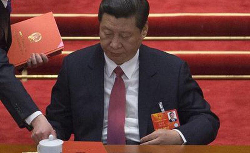 El régimen de Pekín culmina con el ascenso en el poder de Xi Jinping. (Agencias)