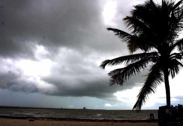 La Comuna de Progreso se encuentra pendiente del pronóstico de lluvias en las próximas horas. (SIPSE)