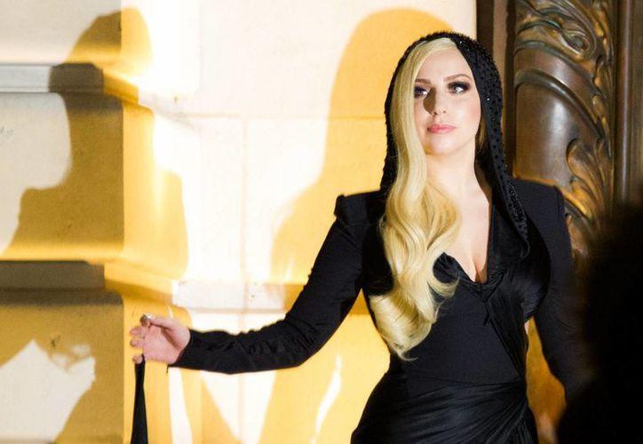 """Lady Gaga fue censurada por el gobierno del gigante asiático por su """"vulgaridad"""". (Agencias)"""
