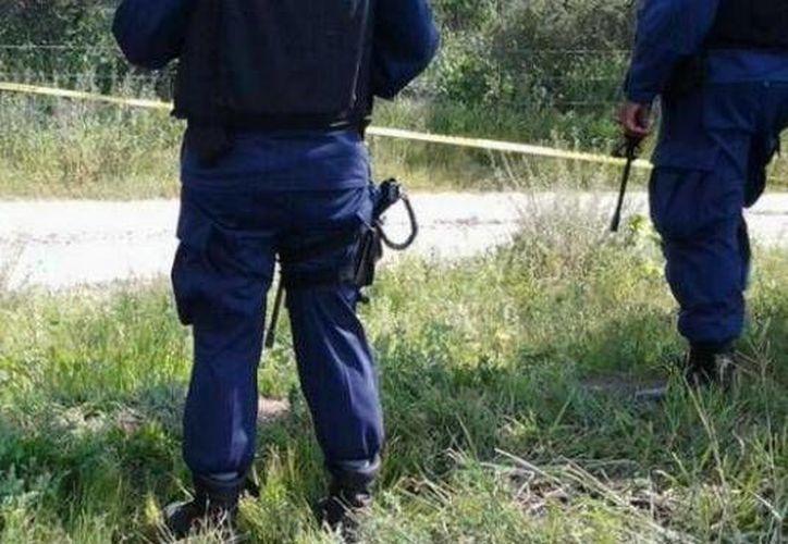 Ademas de las bolsas con restos humanos en la carretera Cuernavaca-Iguala, fue hallado un mensaje sobre una cartulina. (unionguanajuato.mx/Foto de contexto)