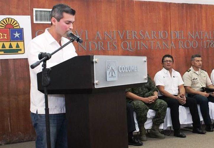 El evento tuvo lugar en el Salón Municipios de Quintana Roo. (Cortesía/SIPSE
