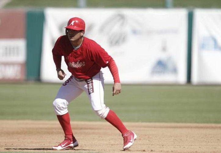 José Manuel Rojas estuvo en la sucursal de los Dodgers de Los Ángeles, y después  jugó con los Rojos del Águila de Veracruz. (SIPSE).