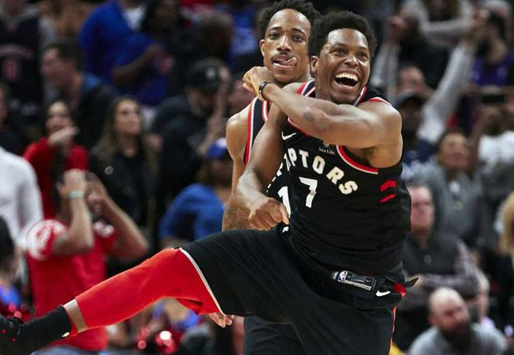 Toronto recuperó el impulso en el período adicional. (AS)