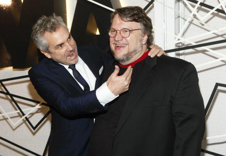 Alfonso Cuarón y Guillermo del Toro pondrán en alto el nombre de México, a partir de hoy, en el Festival Lumiére. (Contexto/Internet)
