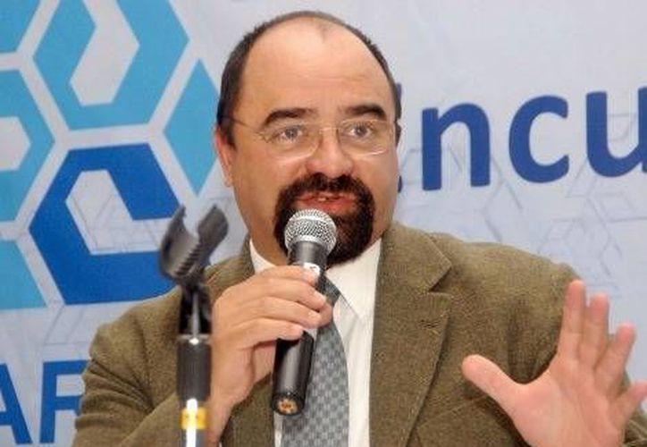 Emilio Alvarez, secretario ejecutivo de la CIDH, que también analizará la situación de reos en islas Marías. (Milenio)