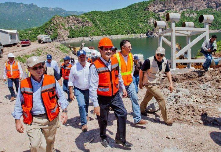 La Conagua investiga, además del rancho propiedad de Padrés, los predios de varios políticos sonoreses. (Facebook/Guillermo Padrés Elías)
