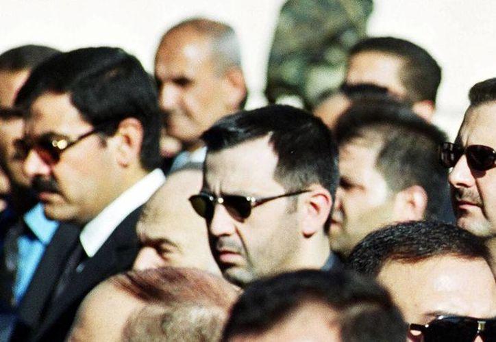 El menor de los Al Assad pocas veces aparece en público. (Agencias)