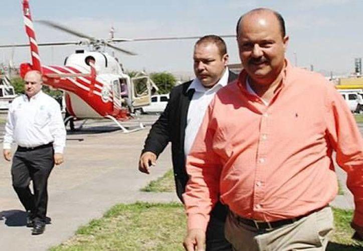 Se reporta que los tripulantes salieron ilesos. (Foto: impactonoticias.com.mx)
