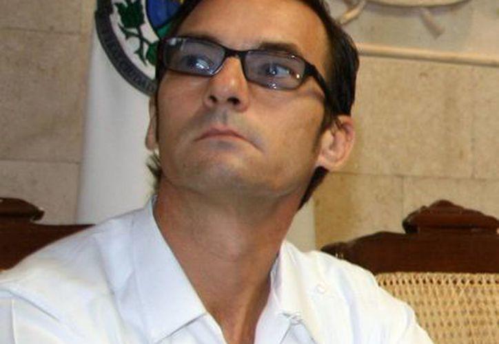 El director de Desarrollo Econoómico del ayuntamiento de Mérida, Felipe , Riancho Cámara, aseguró que en semana santa los movimientos laborales se incrementan. (SIPSE)
