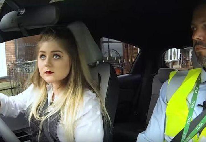 Se espera que esta modalidad ayude a reducir el número de muertos y heridos en las carreteras. (Foto: YouTube Driver and Vehicle Standards Agency)