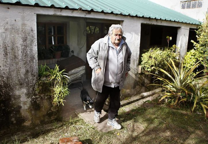 El impacto mediático de José Mujica ha logrado que Uruguay resalte en el plano internacional. (EFE)
