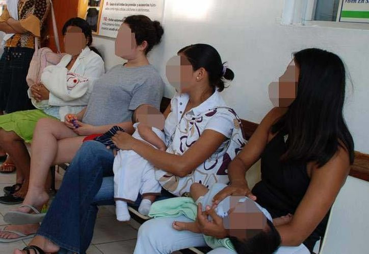Durante el año pasado, Quintana Roo registró cuatro mil 909 embarazos en menores de edad. (Archivo/SIPSE)