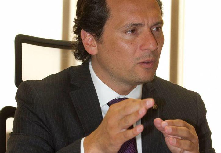 Emilio Lozoya Austin, director de Pemex, dijo que la paraestatal necesita ser una empresa ágil y rentable. (Archivo/Notimex)