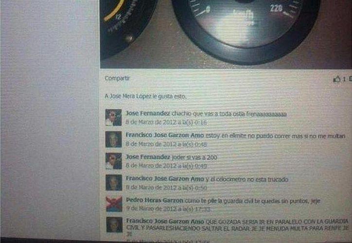 Usuarios de redes sociales reportan que el perfil de Garzón Amo fue clausurado. (elespectador.co)