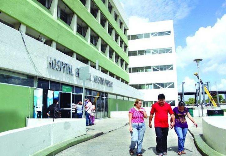 Los pacientes que ingresan al hospital debido a algún accidente presentan traumas principalmente en su cráneo. (SIPSE)