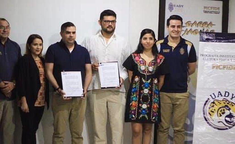 La Uady dio los pormenores del programa de apoyo. (Novedades Yucatán)