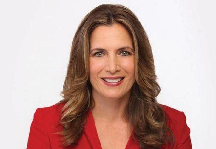 Lisa Colagrossi era una experimentada periodista de televisión en Nueva York. (AP)