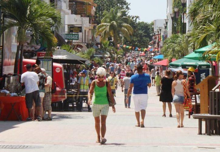 Durante las vacaciones de Semana Santa se espera que el turismo sea predominantemente familiar. (Daniel Pacheco/SIPSE)