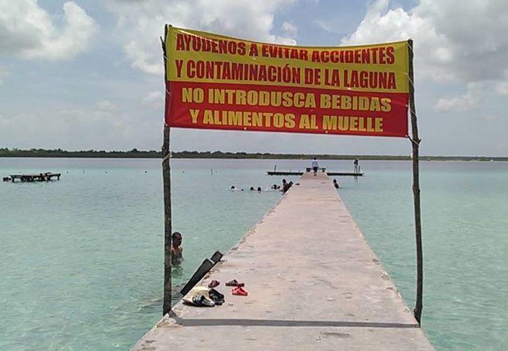 Esta laguna se ha convertido en una verdadera fuente de empleo de cientos de familias bacalarenses. (Javier Ortíz/SIPSE)
