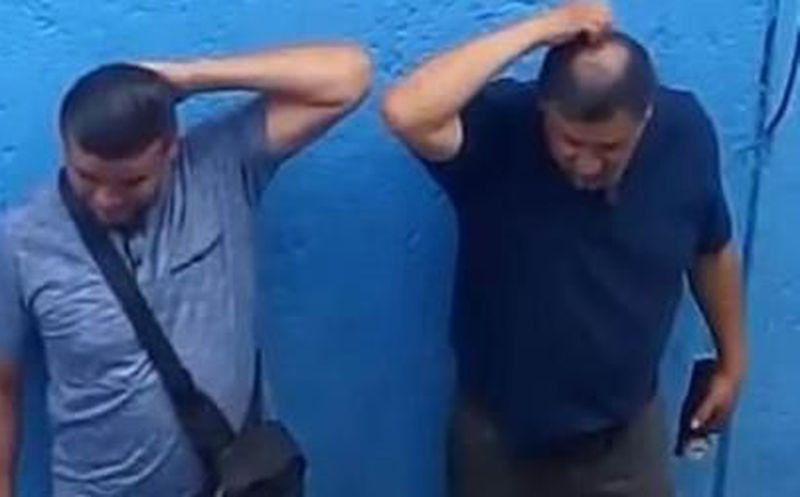 Captan a funcionario de la PGJ recibiendo soborno de narcomenudistas