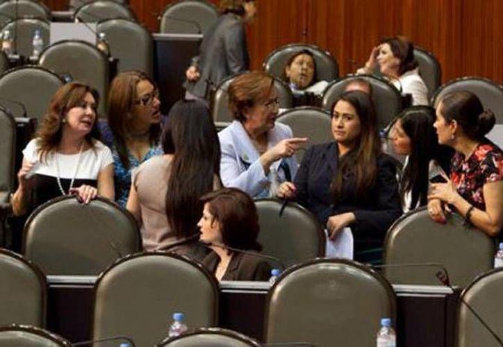 La participación de la mujer en la vida política, de una manera más activa y con equidad de género, quedó garantizada con el fallo del TEPJF. (eleconomista.com.mx)