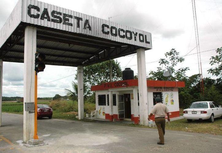 Actualmente existe un punto Remo en la comunidad de Javier Rojo Gómez y una garita sanitaria en la comunidad de Cocoyol. (Edgardo Rodríguez/SIPSE)