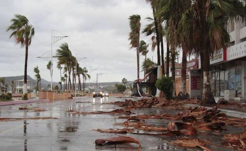 Especialistas de la Universidad Nacional Autónoma de México (UNAM) pronostican 27 fenómenos meteorológicos para los próximos meses. (Televisa).