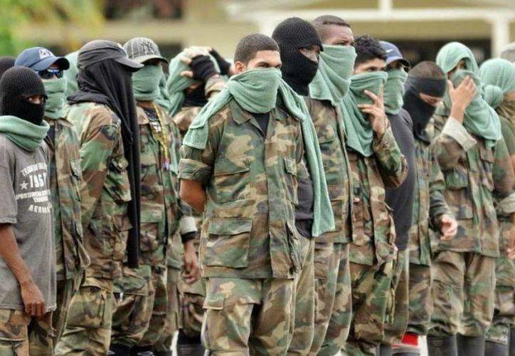 La banda de Los Urabeños surgió a comienzos de la década pasada tras la desmovilización de bandas paramilitares. (Foto: Diario El Colombiano)