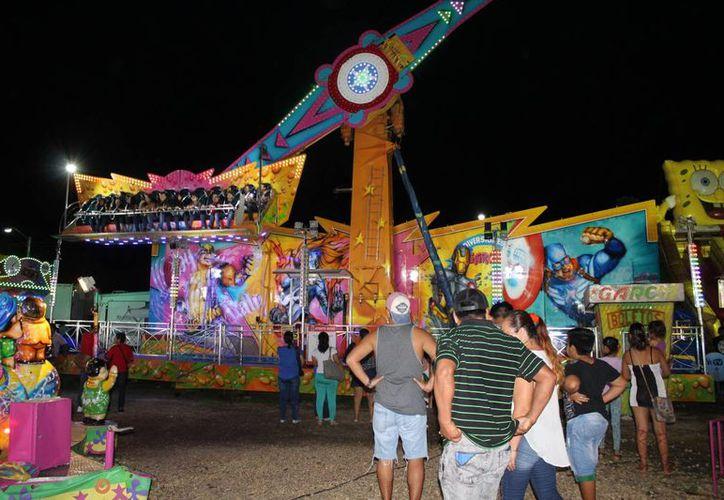 La Feria Regional de la Frontera Sur se realizó del 14 de octubre al 2 de noviembre,(Eddy Bonilla/SIPSE)