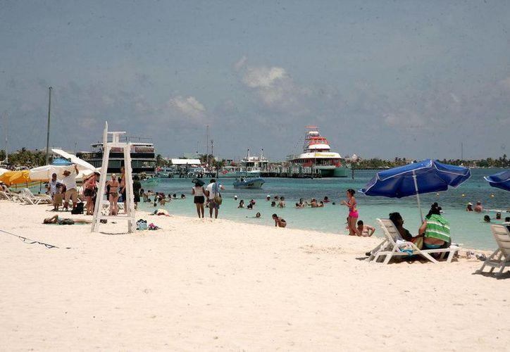 Se pueden disfrutar de las playas de Quintana Roo durante el año. (Redacción/SIPSE)