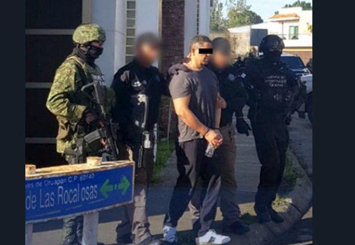"""El """"Tablas"""" era buscado por su participación en asesinatos. (vanguardia.com)"""