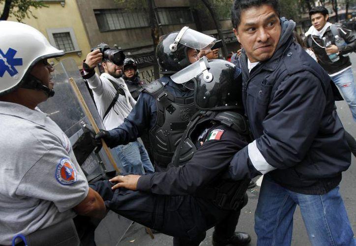 En el operativo participaron más de 3 mil policías federales. (Notimex)
