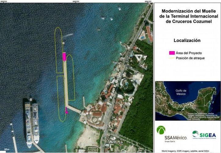 La Semarnat rechazó el proyecto de ampliación. (Gustavo Villegas/SIPSE)