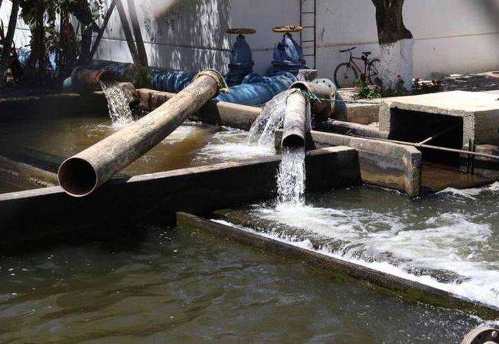 Habitantes de escasos recursos de la comunidad de Ucúm sufren enfermedades gastrointestinales por consumir agua no potabilizada. (Carlos Castillo/SIPSE)