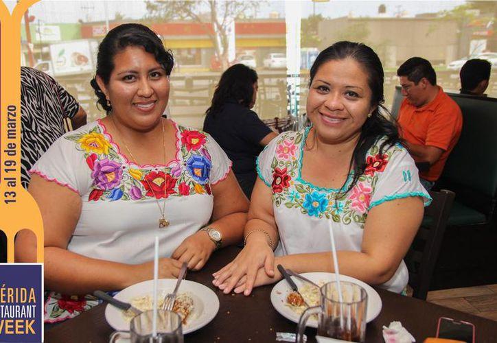 Decenas de personas han disfrutado de buenos platillos, en decenas de restaurantes de Mérida, por sólo 109 pesos por persona. La imagen está utilizada sólo con fines ilustrativos. (Facebook)