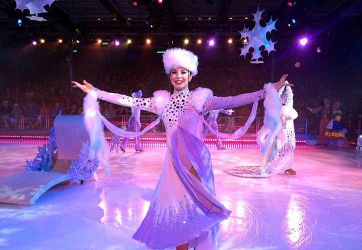 El espectáculo se presentará del 22 de diciembre del 2014 al 4 de enero del 2015 en el hotel Moon Palace. (Foto/Internet)