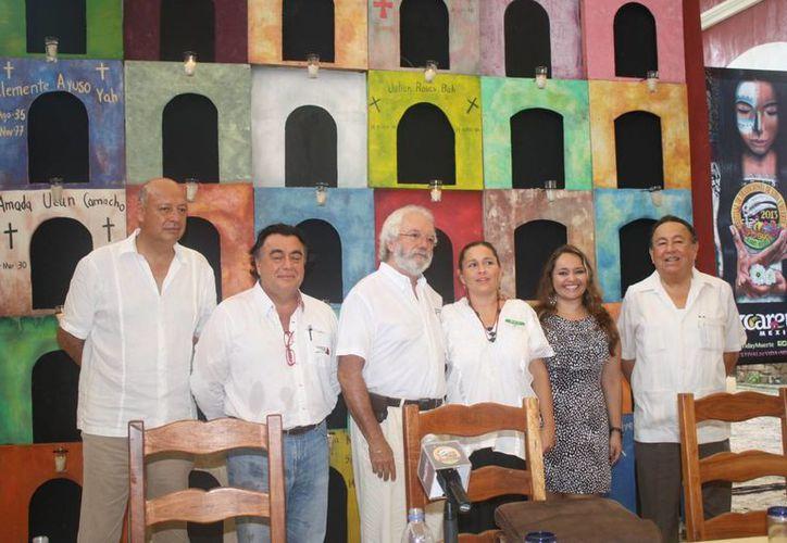 El comité del evento confirmó que este año se invierten siete millones de pesos. (Loana Segovia/SIPSE)