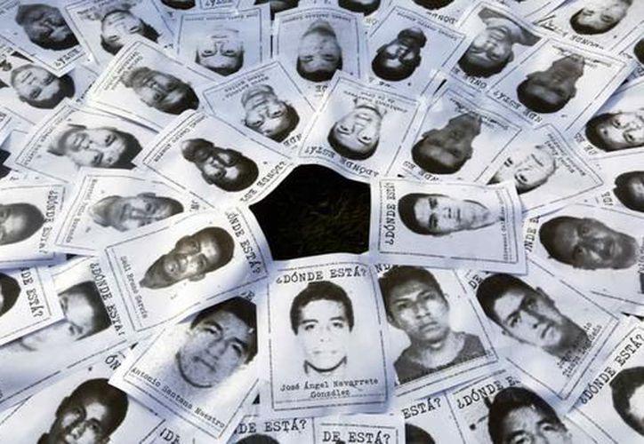 El detenido es uno de los involucrados en la desaparición de los 43 estudiantes de  Ayotzinapa. (Posta.com.mx)
