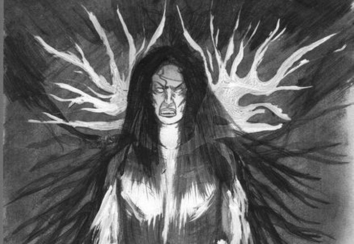 Don Isidro relata que la Xtabay tenía un rostro hermoso y después se convirtió en un ser demoniaco. (Jorge Moreno/SIPSE)